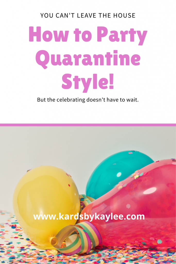 How to throw a virtual party during quarantine