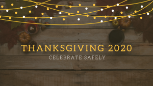 Thanksgiving 2020 celebrate safely